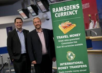Ramsdens at Teesside Airport